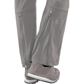Bergans Utne Pantalones Mujer, graphite/solid grey